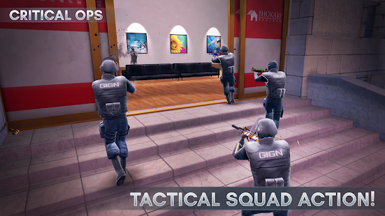 Critical Ops- screenshot thumbnail