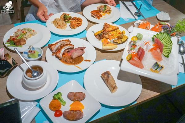 春季料理新饗宴,聚餐推薦饗食天堂Buffet吃到飽 x 歡樂食遊歐陸