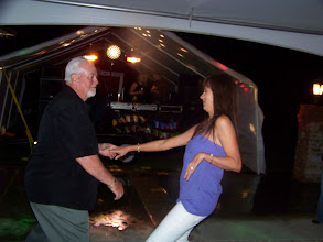 Photo: Jerry & Donna Shaggin' The Night Away