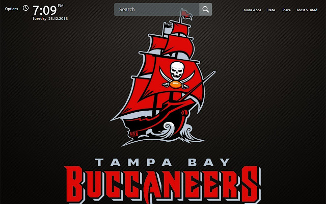 7dfe394389f16 Tampa Bay Buccaneers Wallpapers Theme New Tab - Chrome Web Store