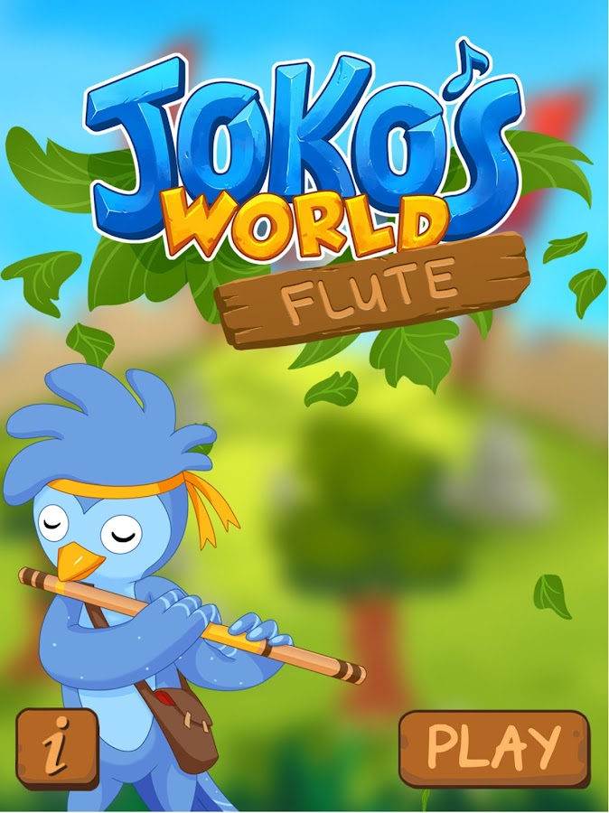 Flute - Joko's World- screenshot