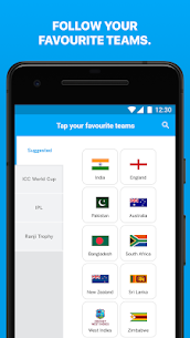 ESPNCricinfo – Live Cricket Scores, News & Videos  App Download For Android 6
