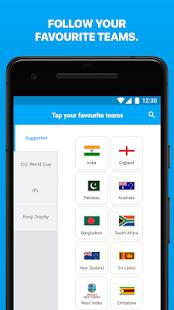 ESPNCricinfo - Live Cricket Scores, News