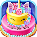 Birthday Cake Design Party - Bake, Decorate & Eat! APK