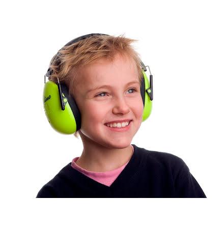 A-Safety Hörselskydd, Neongrön