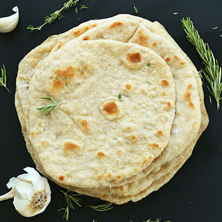 Garlic Herb Flatbread
