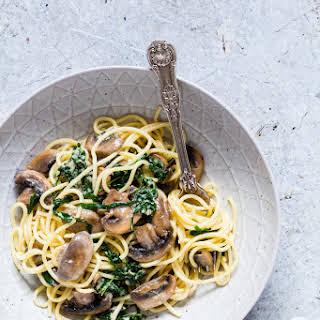 Mushroom Pasta Without Cream Recipes.