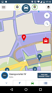 Mobile Parking with TraviPay- screenshot thumbnail