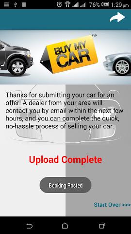 android Buy My Car Screenshot 7