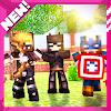 Supereroi Minecraft mod APK