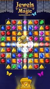 Jewels Magic: Mystery Match3 6