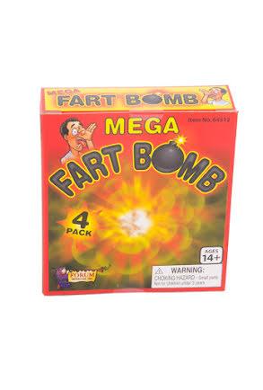 Mega stinkbomb