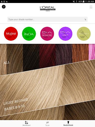 Style My Hair Pro 1.6 screenshots 6