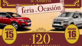 Gran feria de vehículos de ocasión en Almería