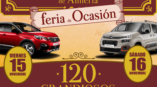 Gran feria de ocasión en la Plaza de Toros de Almería