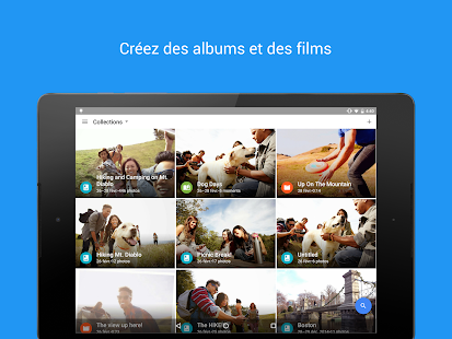 Google Photos – Vignette de la capture d'écran