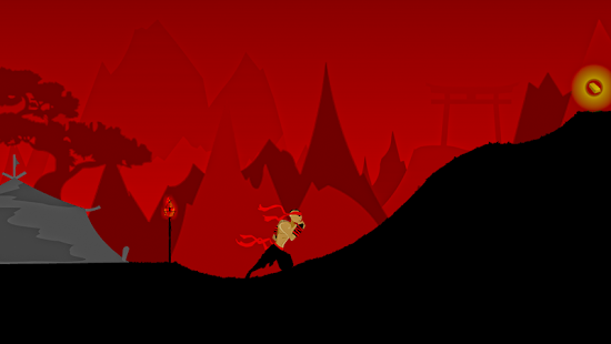 Ninja Run Screenshot