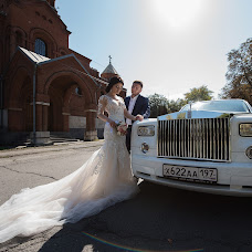 Wedding photographer Batik Tabuev (batraz76). Photo of 07.11.2018