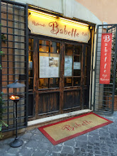 Photo: Our favourite restaurant in Rome: Babette!