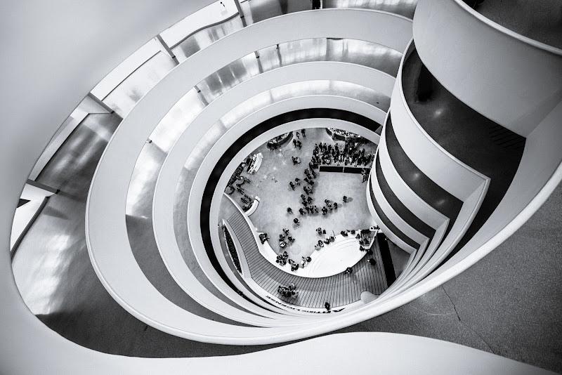 Circles in NYC di Marco Tagliarino