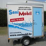 SaniMobil | Mobiele Badkamer
