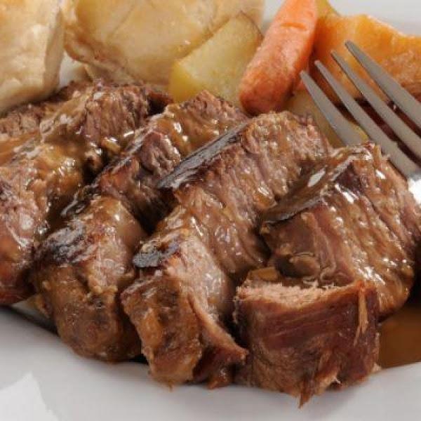 David's Crock Pot Roast Or Stew Recipe