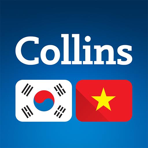 Collins Korean<>Vietnamese Dictionary Icon