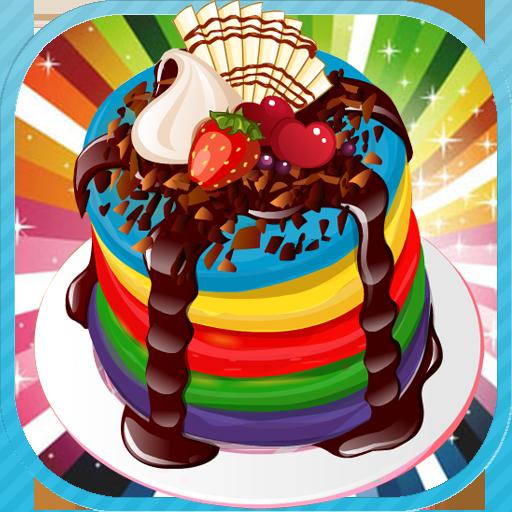 케이크 메이커 - 요리 게임 休閒 App LOGO-APP試玩