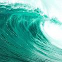 ocean wave live wallpaper icon