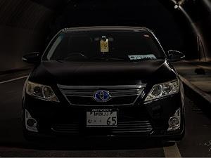カムリ AVV50のカスタム事例画像 たっすーさんの2021年09月17日18:27の投稿