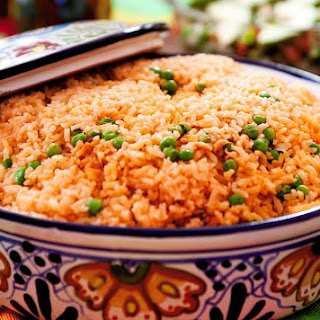 """Easy Mexican Rice (""""Spanish Rice"""")."""