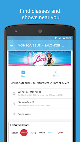 android SalonCentric Screenshot 4