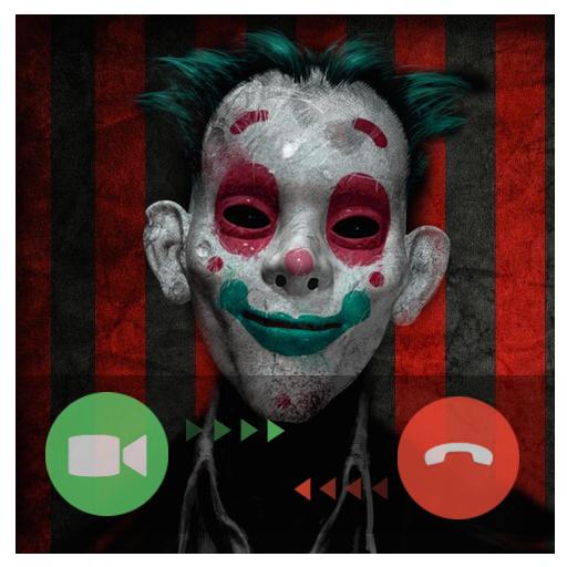 Video Call From Killer Clown