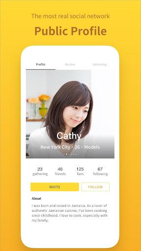 Screenshot for Eatgether in Hong Kong Play Store