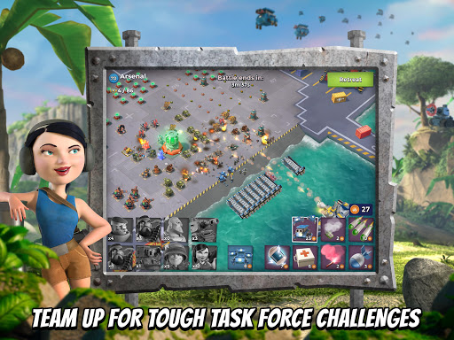 Boom Beach screenshot 18