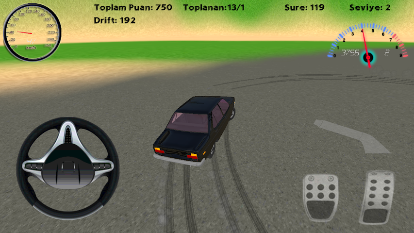 android Drift Mania - Crazy Drift Race Screenshot 3