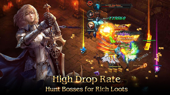 Game Immortal Blade - Idle Vertical RPG APK for Windows Phone