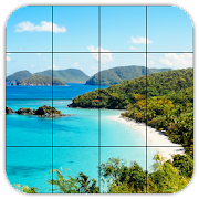 Tile Puzzles · Beach Dreams