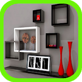 Simple Wall Shelf Design Android APK Download Free By Aakpstudio