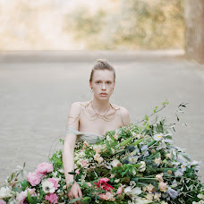 Wedding photographer Oksana Bernold (seashell). Photo of 27.03.2017