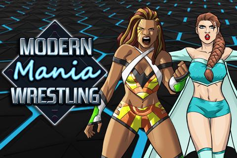 Modern Mania Wrestling apklade screenshots 2