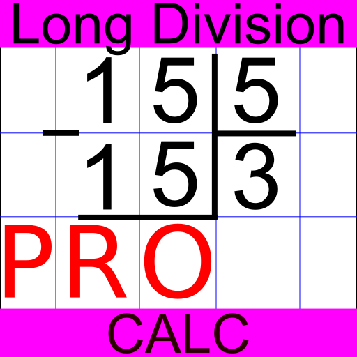 Long Division Calc PRO Icon