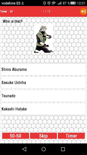 玩免費益智APP|下載Cosplay Naruto Quiz app不用錢|硬是要APP