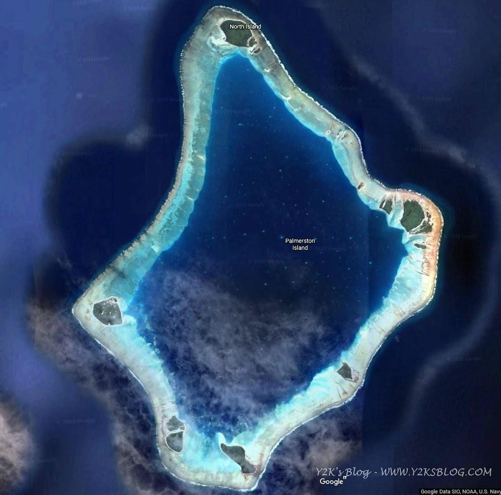 L'atollo di Palmerston