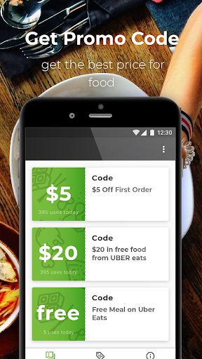 Promo Code For Local Food Delivery UberEats Hack, Cheats
