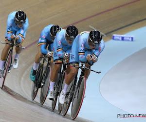 Ook op slotdag EK baanwielrennen geen medaille voor België
