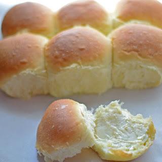 Homemade Yeast Rolls or Bread.