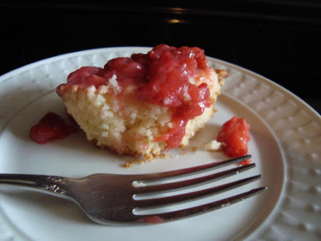 Ricotta Cake with Strawberries Recipe