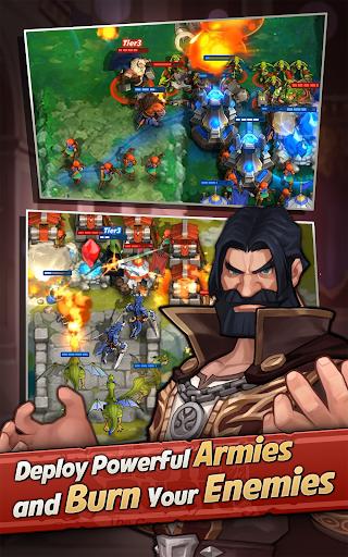 Castle Burn screenshot 13