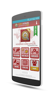Coins Worldwide Catalog Pro (no Ads) - náhled